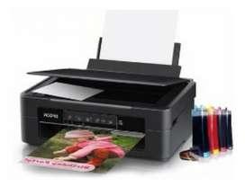 Impresora Wifi Epson Xp 241 Sistema Cont