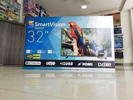 TELEVISOR Y MONITOR LED FULL HD DE 32'' CON TDT INTEGRADO