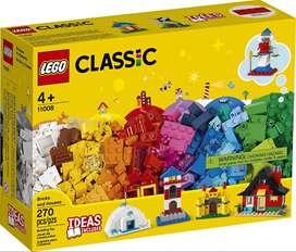 LEGO caja creativa de 270 fichas CLASSIC Original.