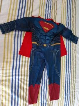 Disfraz Superman con Músculos Original