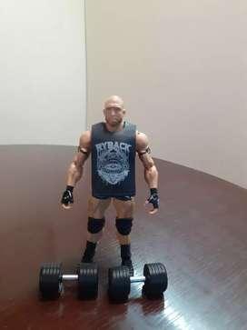 WWE ryback matte elite