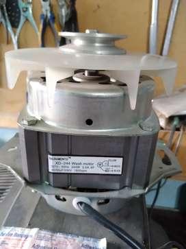Motor eléctrico de lavadora mabe
