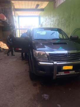 Hilux 2015 recorrido real  125 k