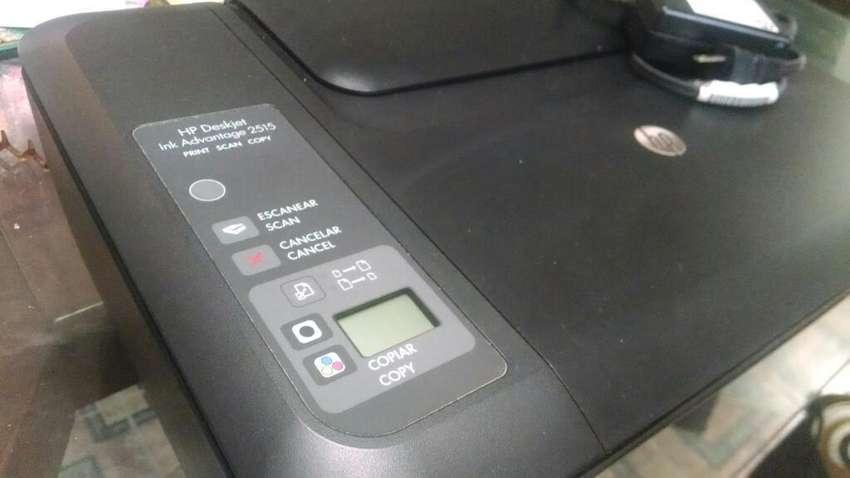 Impresora Hp Deskjet 25 15 0