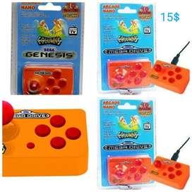 Sega Arcade Consola Mando