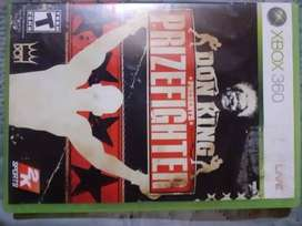 Don King Prizefighter Xbox 360