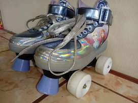 Patines de Frozen