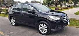 Honda CRV 2014 LX 4x2 GAS GLP Cuero Aros Ac Lunas espejos alarma mandos Serv/Honda todos 70000kms boton ECON US$.15990