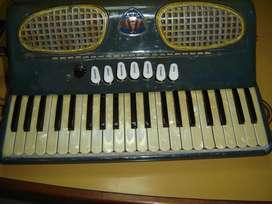 acordeon 120 excelsior 3ra con musette sonido espectacular