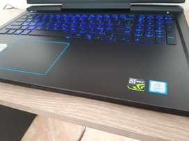 Dell gamer  G7 I7 8TH