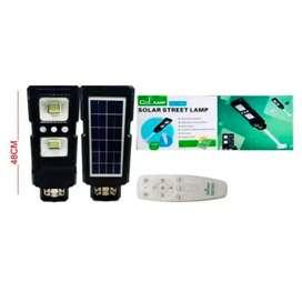 Lámpara solar exteriores sensor luz