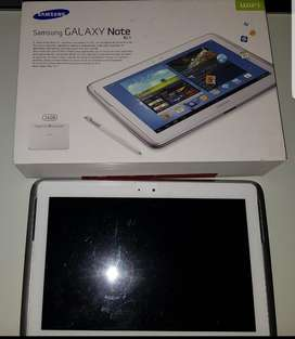 Sólo Vendo Tablet Galaxy Note 10.1