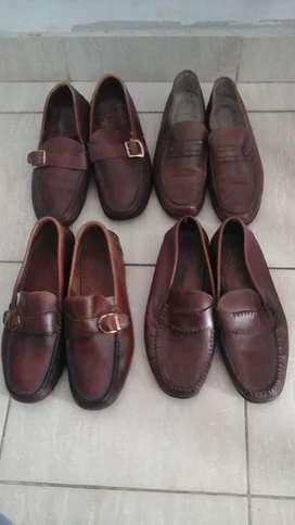 Vendo zapatos de hombres, muy poco uso, perfecto estado