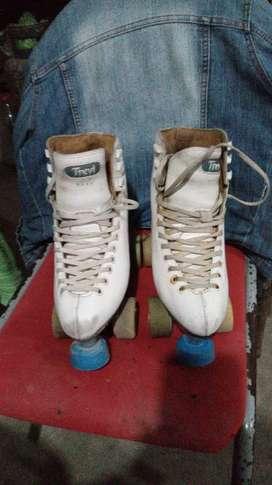 Vendo patine top skat