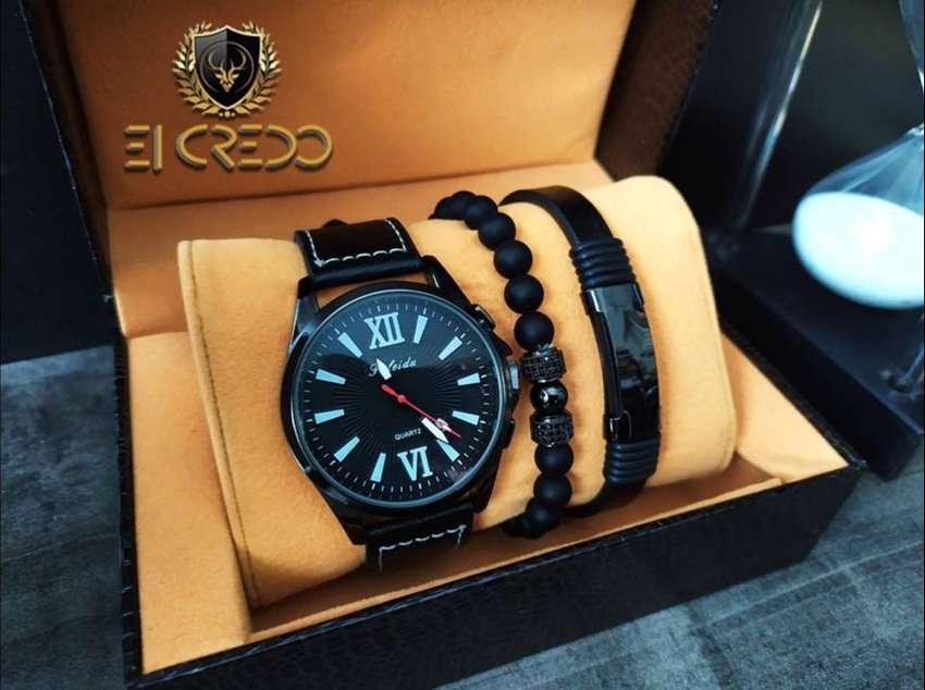 Relojes Combo premium 0