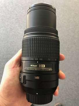 VENDO NIKKOR 55-300mm f/4.5-5.6 ED VR