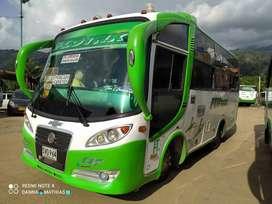Buseta transporte urbano