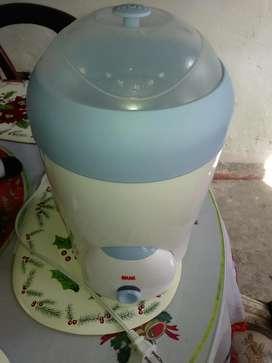 Esterilizador marca NUK de Biberones, accesorios y demás usos de desinfección