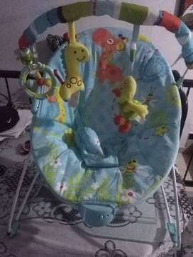 Silla Relajante para Bebe