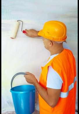 Ayudante de pintor con o sin experiencia