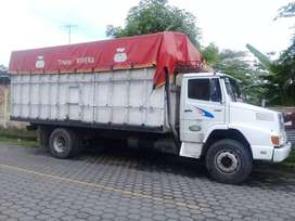 Camion mer