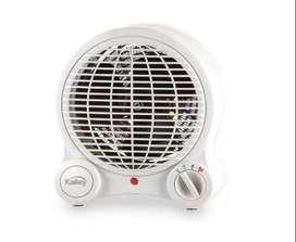 Calentador De Ambiente Calefactor Y Ventilador Kalley K-ca1
