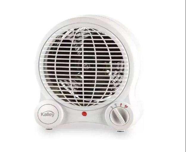 Calentador De Ambiente Calefactor Y Ventilador Kalley K-ca1 0