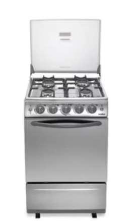 Estufa mabe de 4 quemadores mas grill