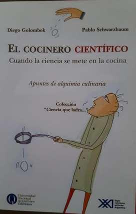 libro el cocinero cientifico