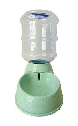 Bebedero Dispensador de Agua - Perros, gatos - 3.8 litros