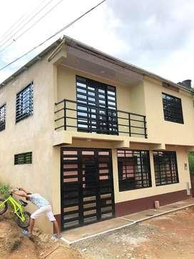 Casa Titulada 2 pisos.