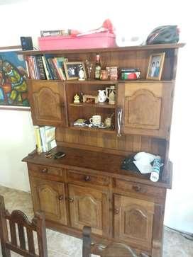 Mueble de Algarrobo Modular