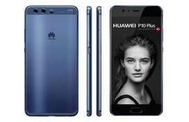 Vendo Huawei p10 plus dual SIM usado, libre para todo operador 9 de 10