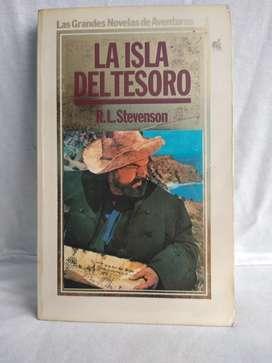 La Isla Del Tesoro R. L. Stevenson Libro