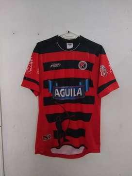 Camiseta original del Cúcuta deportivo.