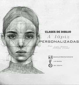 CLASES DE DIBUJO PERSONALIZADAS
