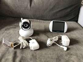 Cámara Bebé Motorola