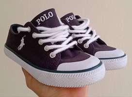 Zapatillas Polo Ralph Lauren Canvas Upper para Niño