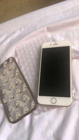 Vendo iPhone 6 de 128 GB