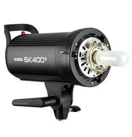 Flash De Estudio Godox Sk400 Ii Lampara Con Luz Modelado