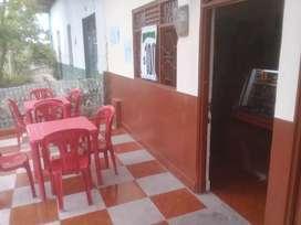 Vendo tienda en Ortega, Tolima