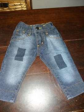Vendo Jeans de Bebé