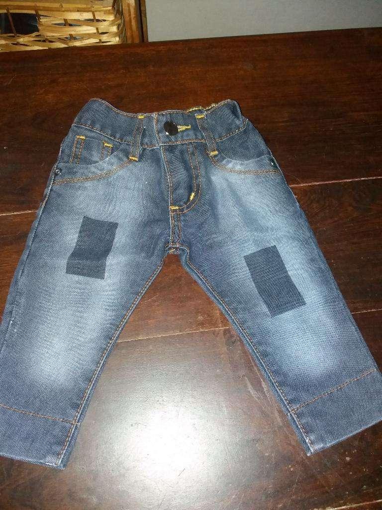 Vendo Jeans de Bebé 0