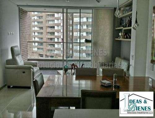 Apartamento En Venta Envigado Sector Loma del Chocho: Código 860948 0
