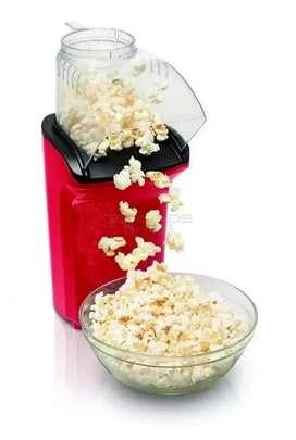 Crispetera Sn,ack Maker Palomitas Libres De Aceite maiz Electrica