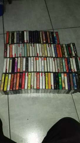 Casettes de coleccion