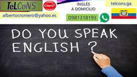 Inglés es tu idioma desde ahora