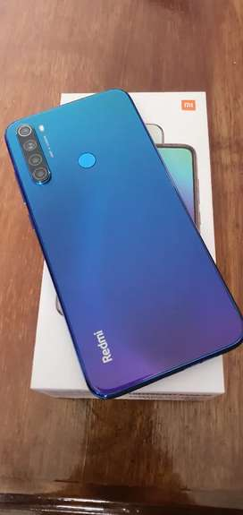 Vendo Xiaomi red mi note 8