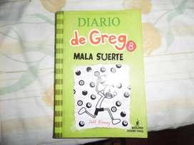 DE OPORTUNIDAD VENDO LIBROS DEL DIARIO DE GREG