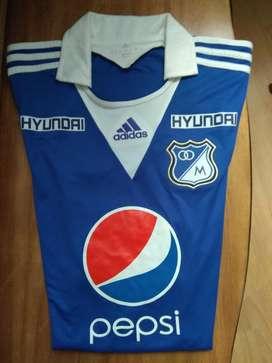 Camiseta Adidas Millonarios edición 2014
